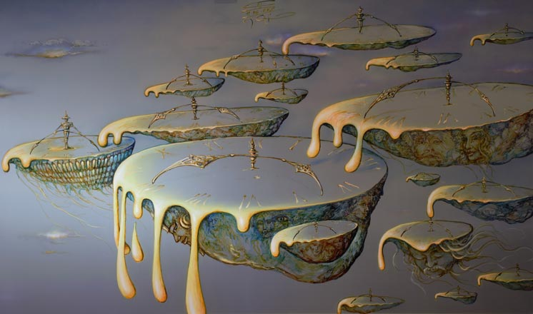 Arbeit von Jerzy Chartowski