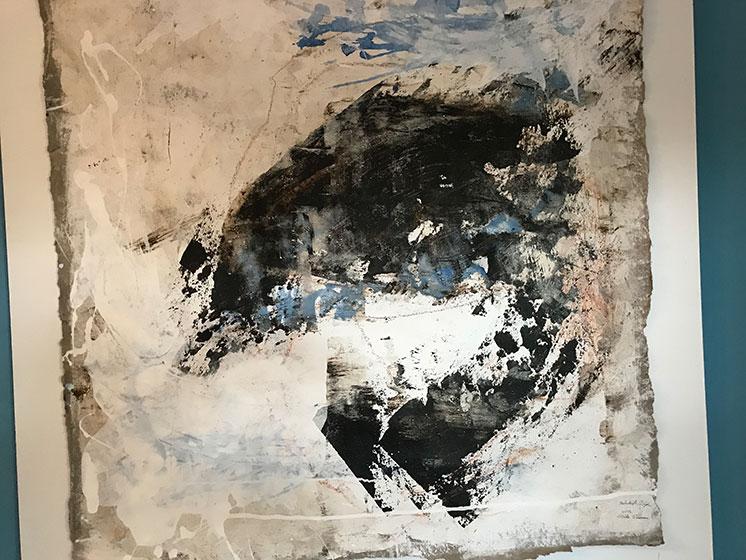 Arbeit von Ulrike Anna Wiesemann